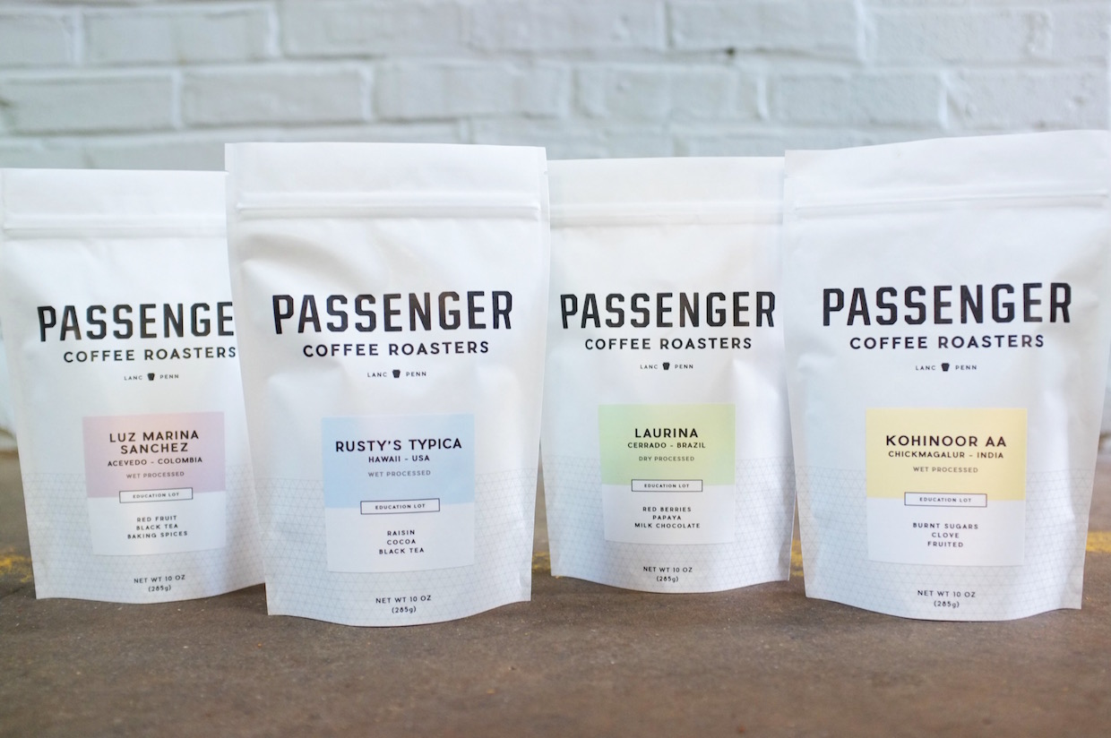 Photos courtesy of Passenger Coffee