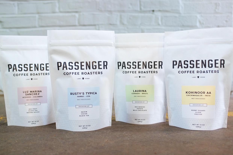 Photos courtesy of Passenger Coffee