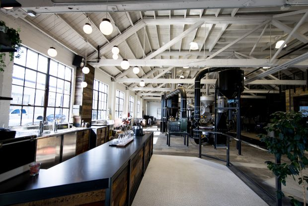 Coava Opens Showy New Portland Roastery and Brew Bar, More Locations Coming
