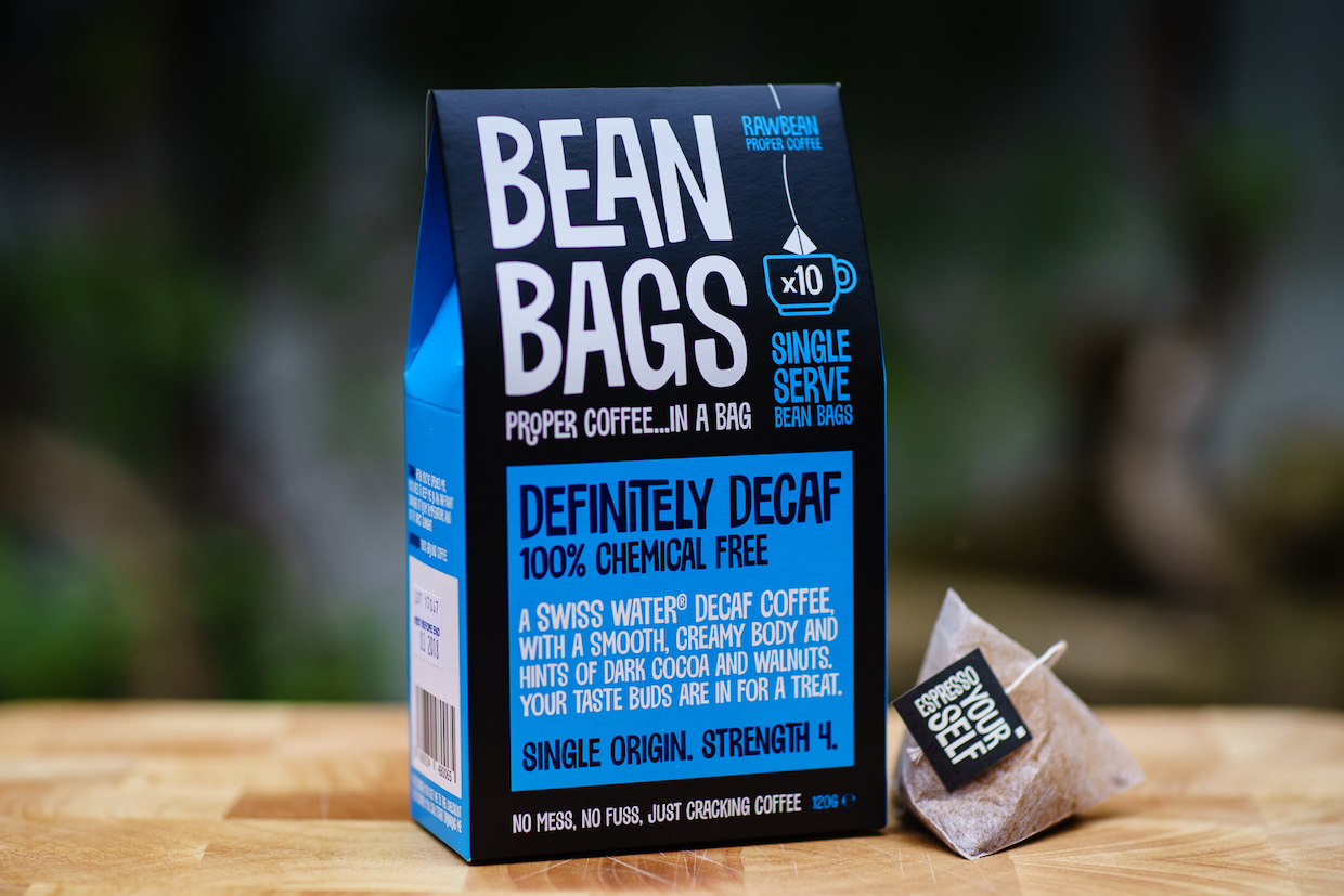 Quality, With Strings Attached: UK's Raw Bean Launches Tea ...