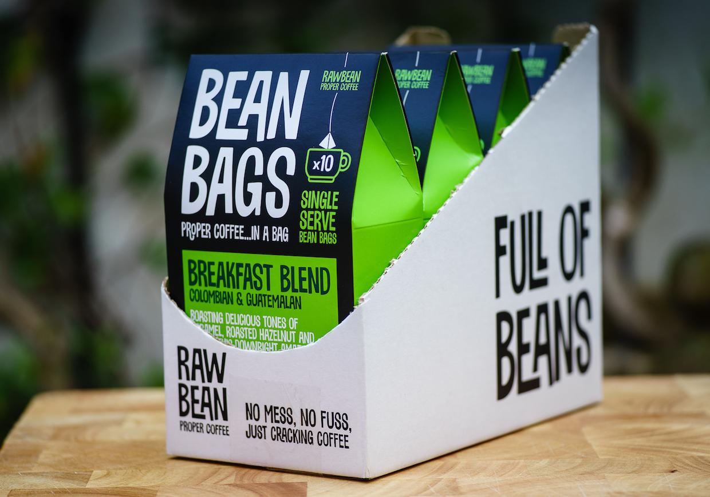 Raw Bean Bags