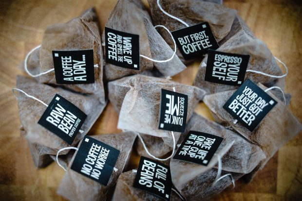 Quality, With Strings Attached: UK's Raw Bean Launches Tea-Like Coffee Bags