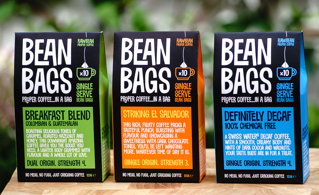 Quality With Strings Attached Uk S Raw Bean Launches Tea