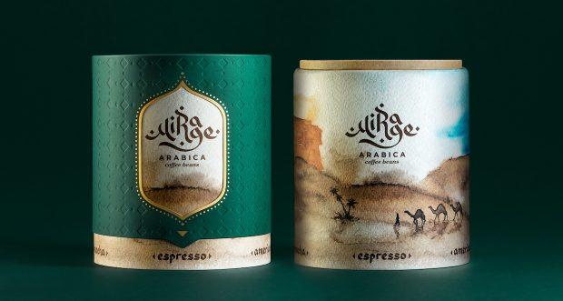 Design Details: The Mirage of Coffee Packaging