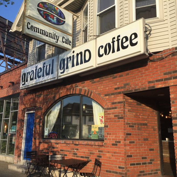 Buffalo Roaster The Grateful Grind Finds Receptive Audience at First Cafe