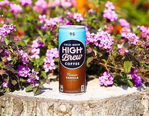 High Brew Coffee Raises $17M in Series B Funding Round