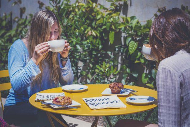 Caffe Luxxe Opens Off Billionaire's Beach in Malibu