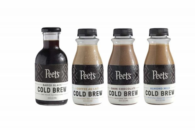Peet's Launches Direct Store Delivery Network for RTD Cold Line