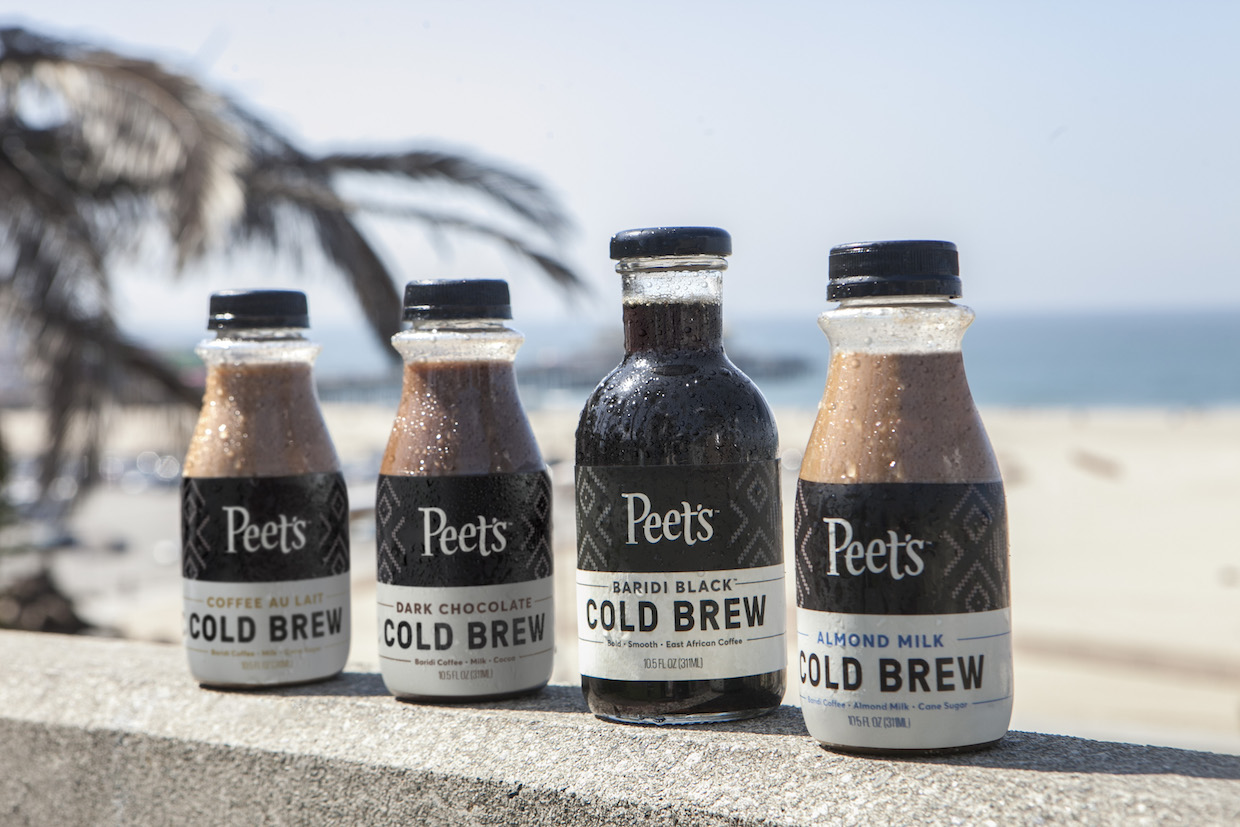 peets cold brews