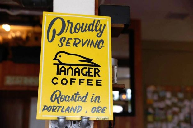 Portland's The Arbor Lodge is Now Tanager Coffee's Official Retail Nest