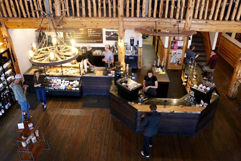 sisters coffee company oregon roaster cafe
