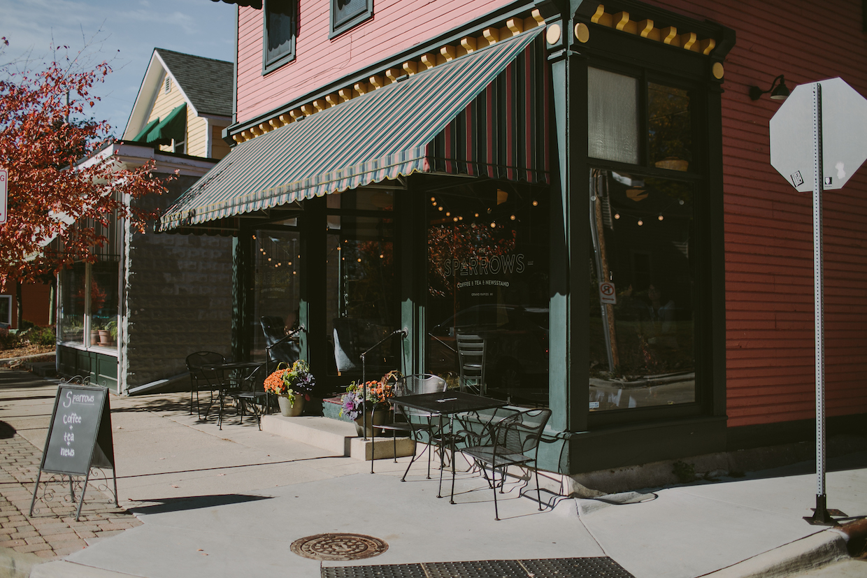 Sparrows Coffee Grand Rapids
