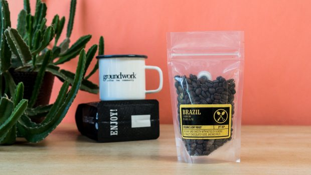 Unpacking Coffee with Kandace and Ray: Groundwork Coffee
