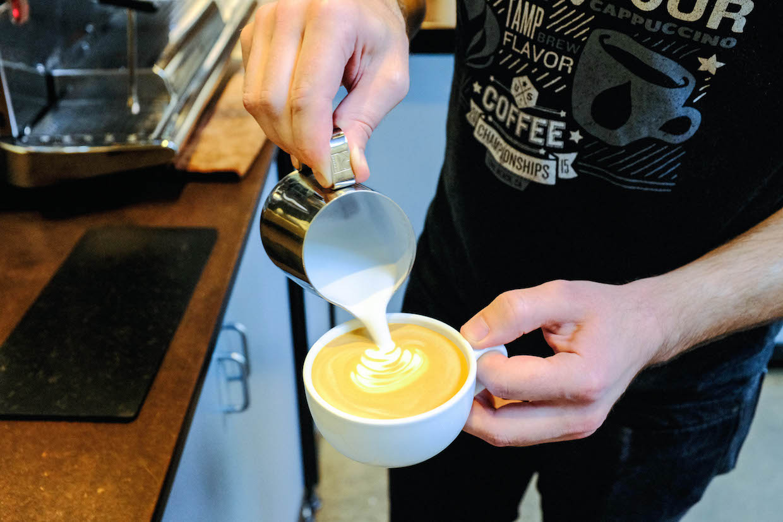 Visions Espresso Seattle
