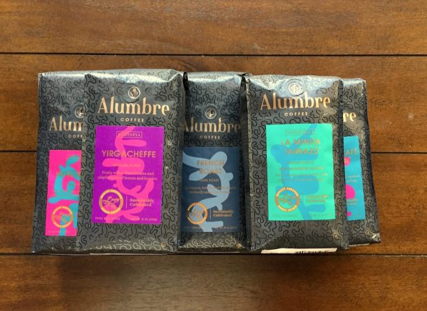 Java Trading Company Launches Premium Brand Alumbre Coffee