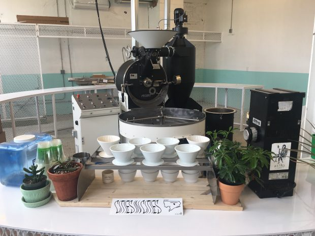 Detroit's Astro Coffee Finds Probat in Space, Launches Roastery