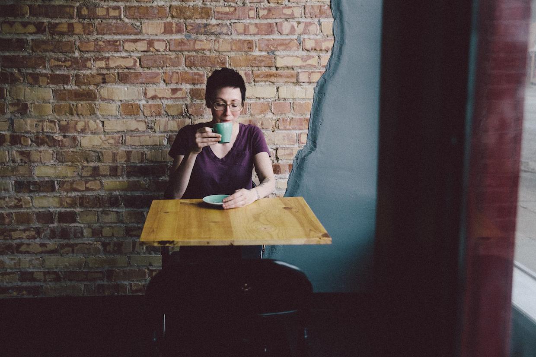 Strange Matter Coffee Lansing