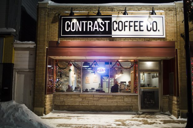 In Michigan's U.P., Contrast Coffee to Expand Roasting and Open in Marquette