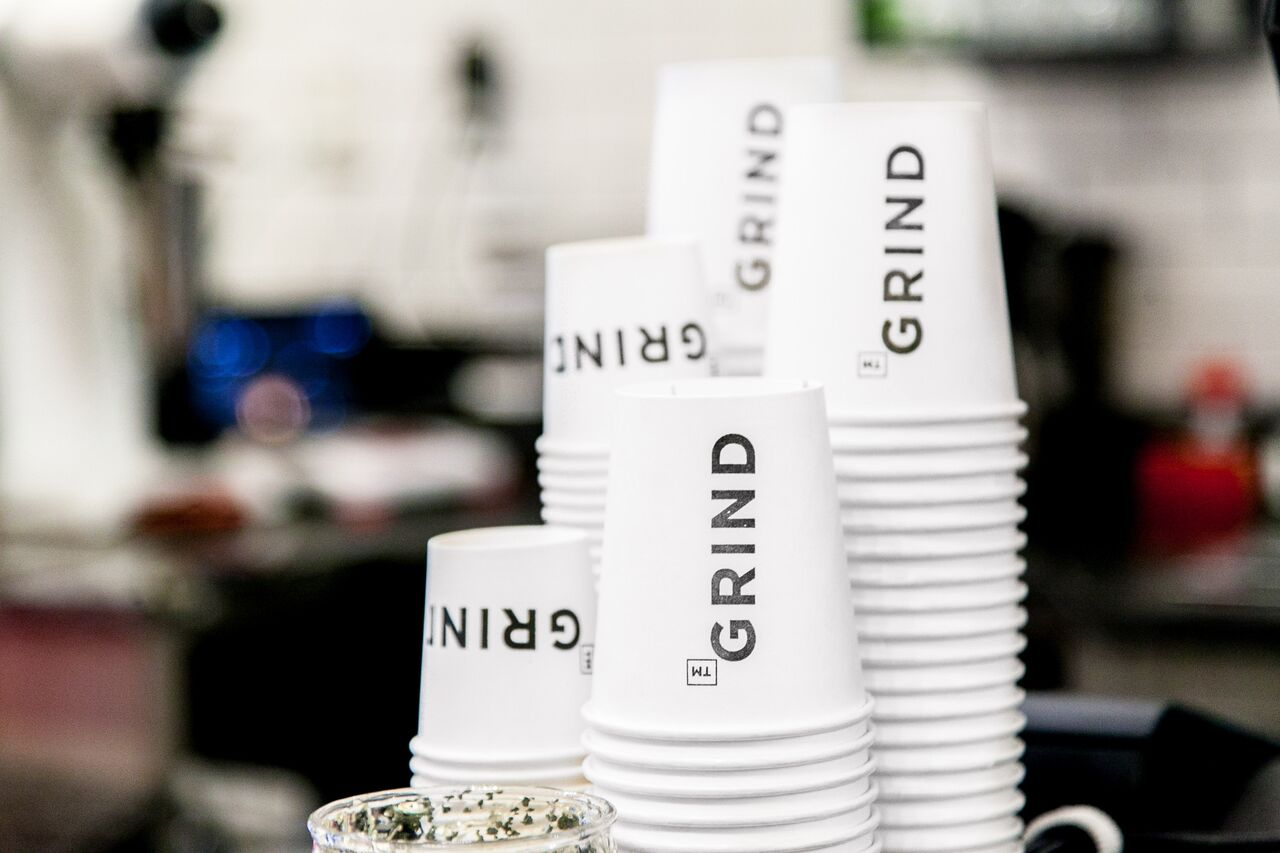 Trademark Taste + Grind in Midtown Manhattan