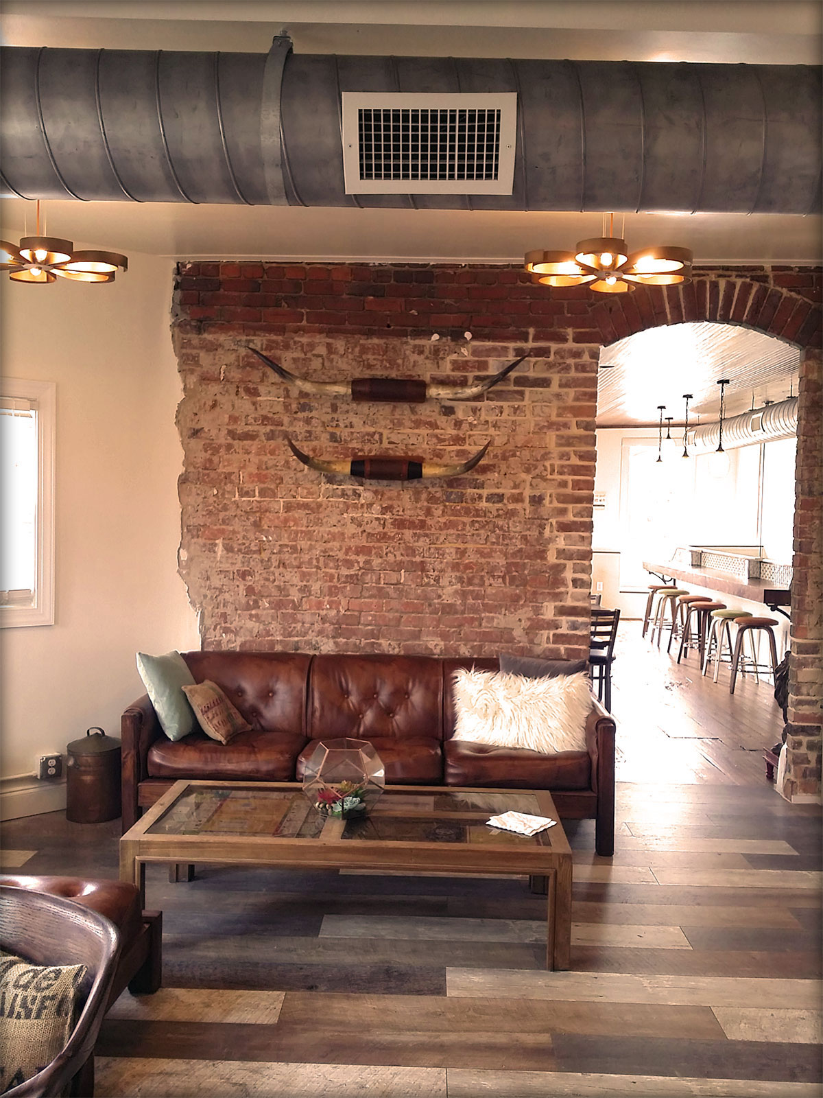In Nc Full Bloom Coffee Roasters Blossoms With First Cafe