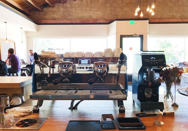 Indah Coffee Columbia SC