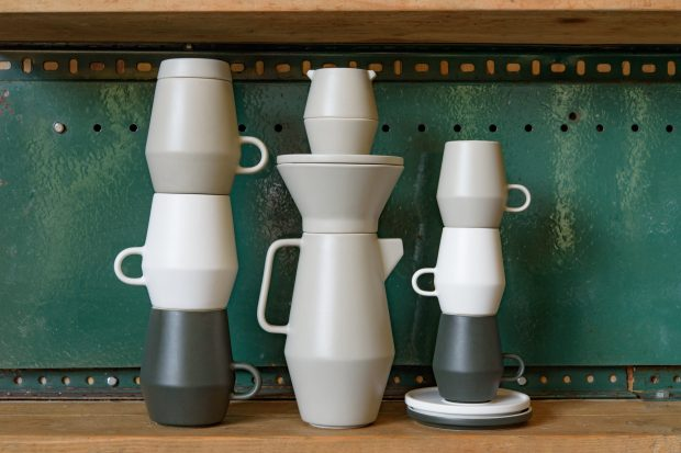 Mato Ceramics By Maikr Give Coffee Mugs A Wine-Like Treatment