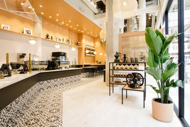 Gaviña-Owned Don Francisco's Opening Chic First Roastery Cafe in DTLA