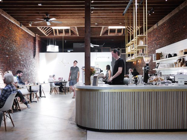 Narrative Coffee Spreads the Specialty Story in Everett, Washington