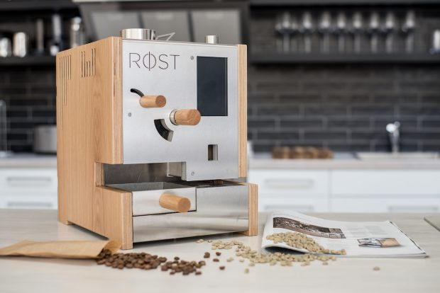 Stylish Røst Sample Roaster Enters Production Following World of Coffee Success
