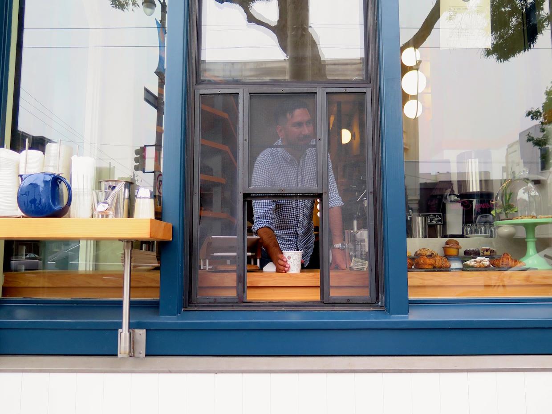 Sightglass Coffee Divisadero