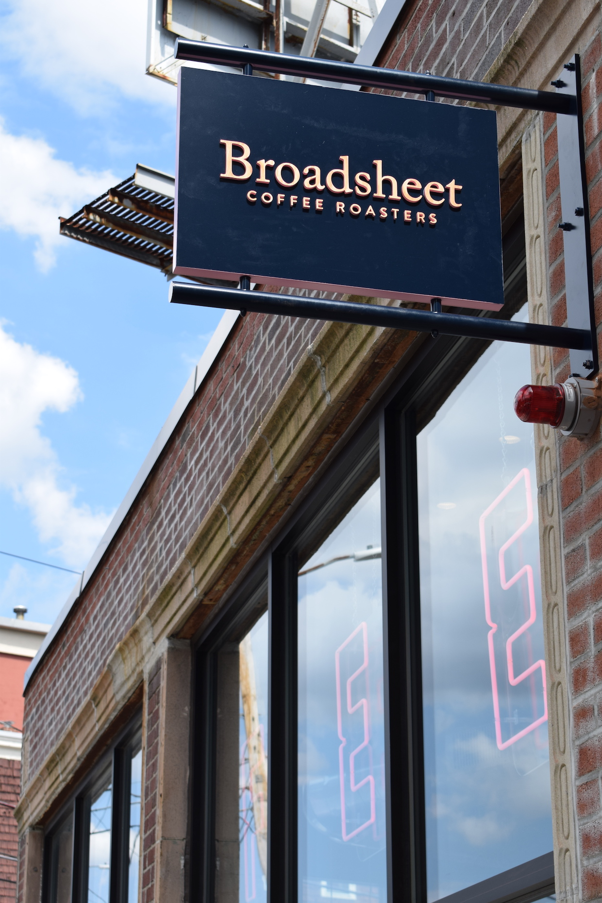 Broadsheet coffee roasters cambridge boston