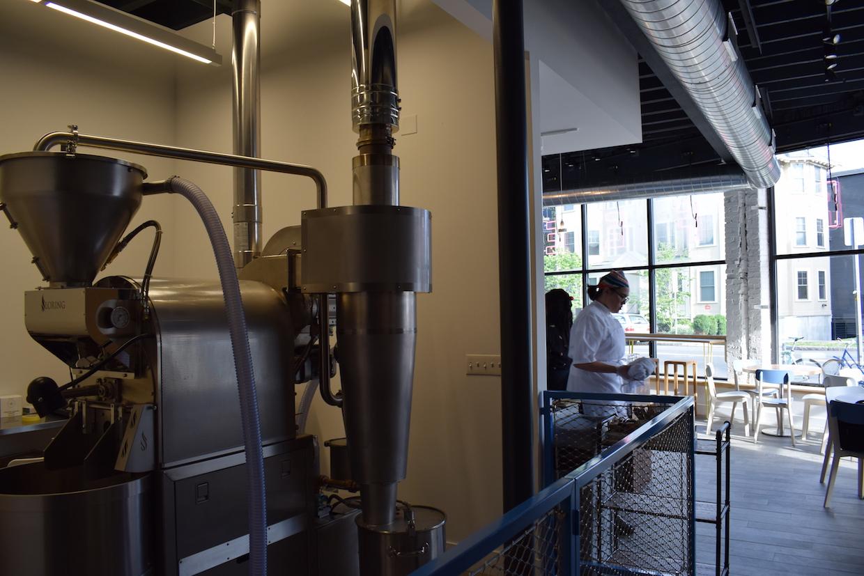 Broadsheet coffee roasters cambridge boston