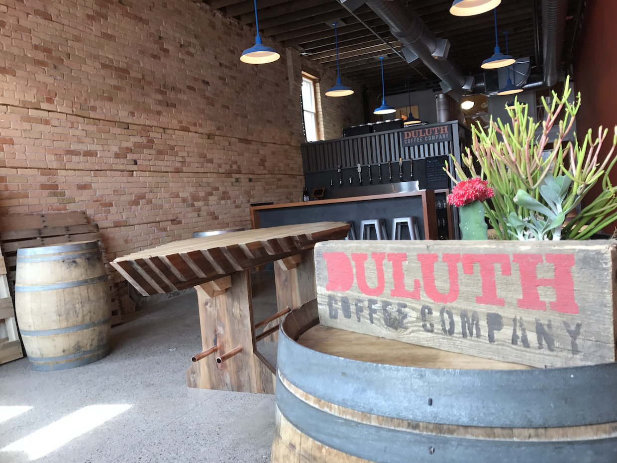 Duluth Coffee Company Opens New Roastery with Origin-Inspired Cocktail Bar - Daily Coffee News