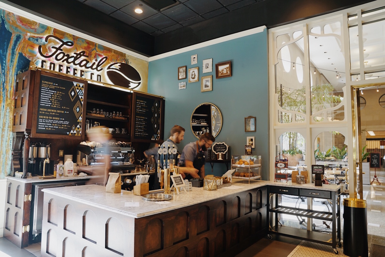 Foxtail Coffee Makes Sly Retail Push With Multiple New