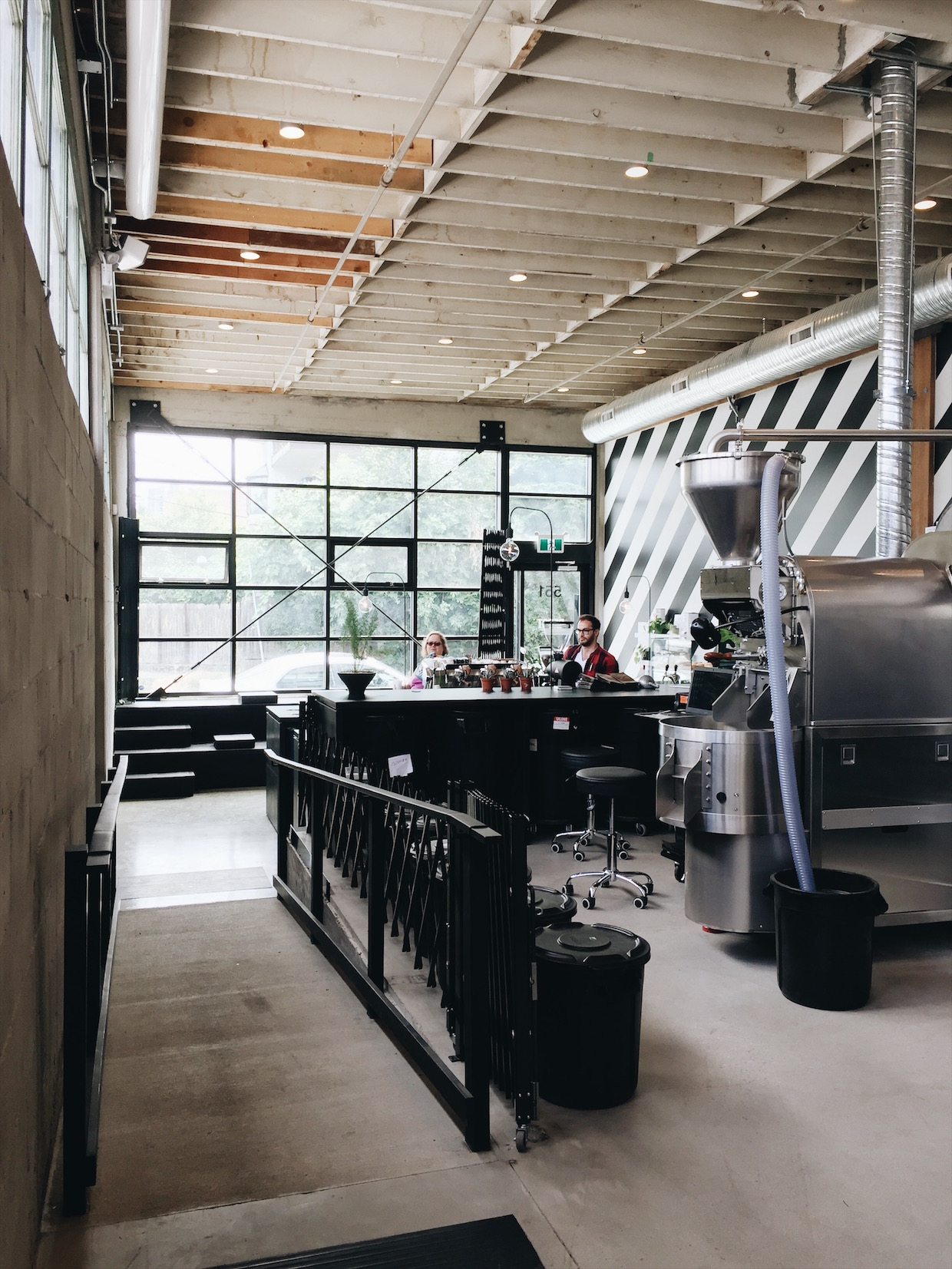 Timbertrain Coffee Roasters Vancouver