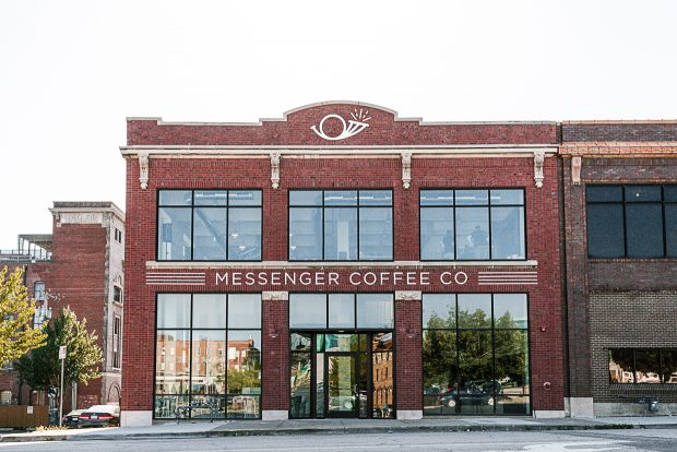 KCMO's Messenger Coffee Spreading the Word with New Four-Story Roastery Cafe