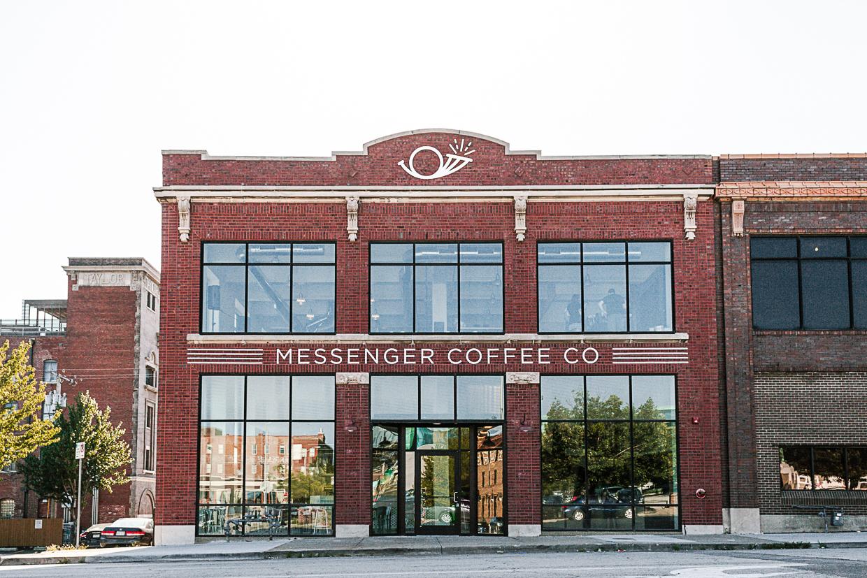 Messenger Coffee Kansas City KCMO