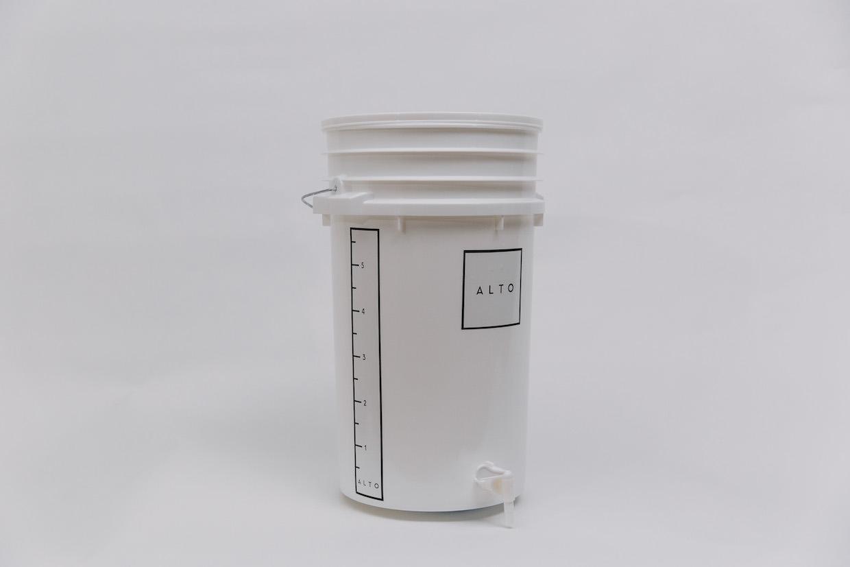 Alto cold brew filter system coffee