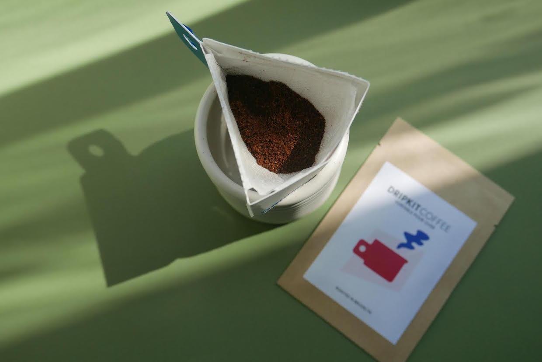 dripkit coffee pourover