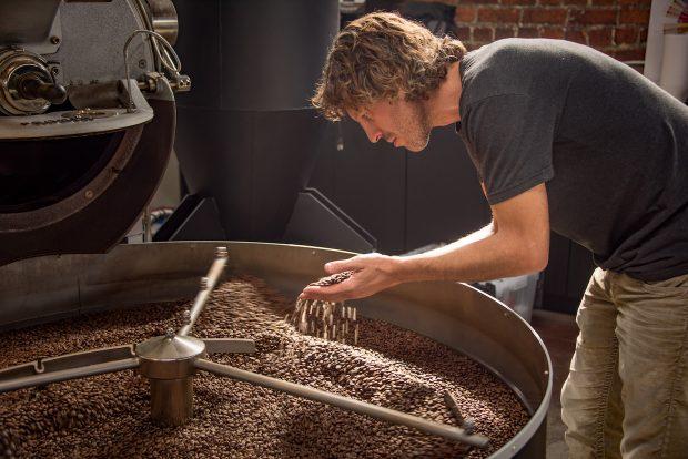 Handlebar Coffee Roasters Breaks Away with New Santa Barbara Roastery Café