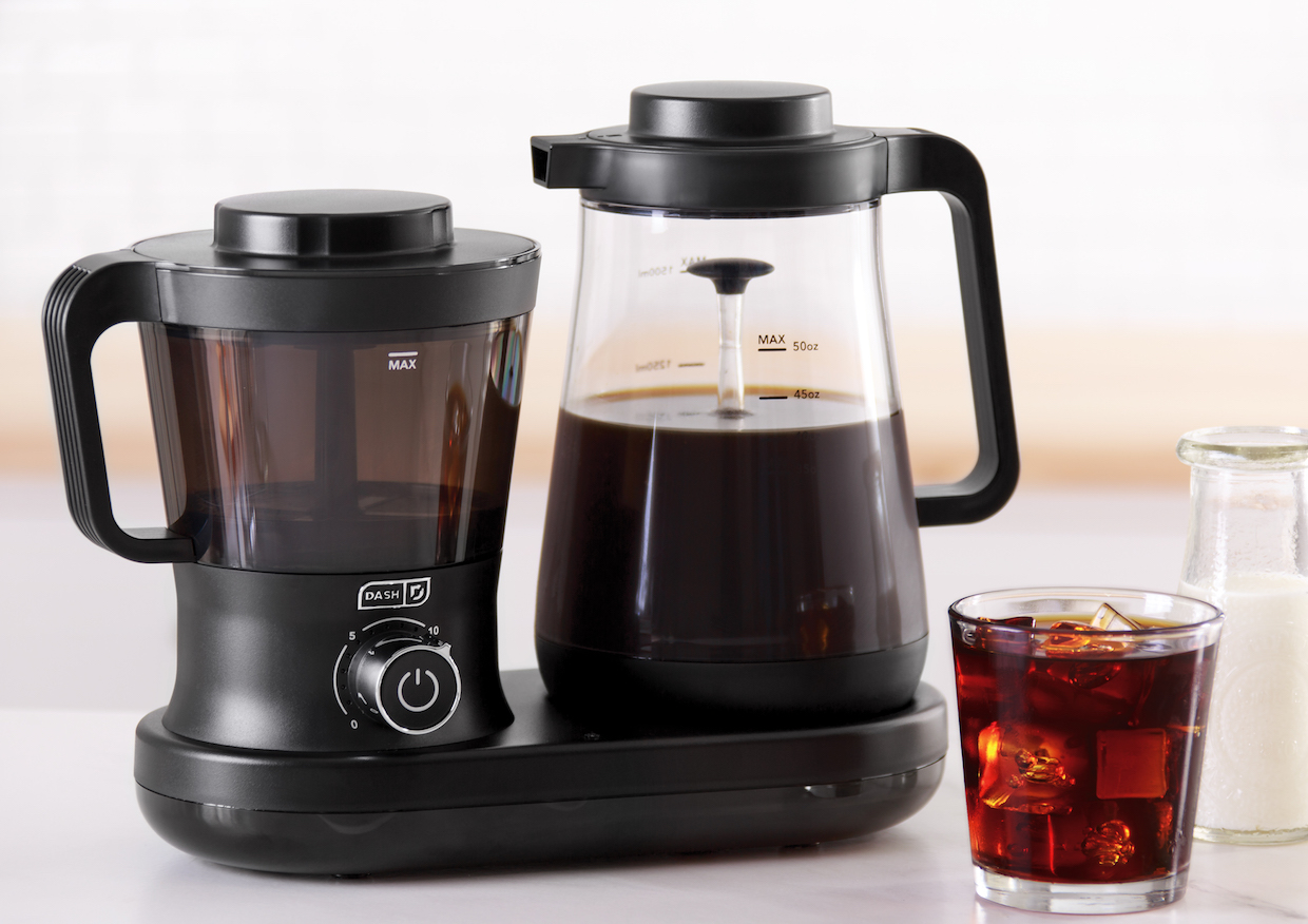 Cold Press Coffee Maker Target : Five-Minute Cold Brew Coming to Consumers in a Dash Daily Coffee News by Roast Magazine