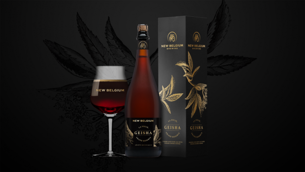 New Belgium Releasing La Folie Sour with Famed Esmeralda Geisha