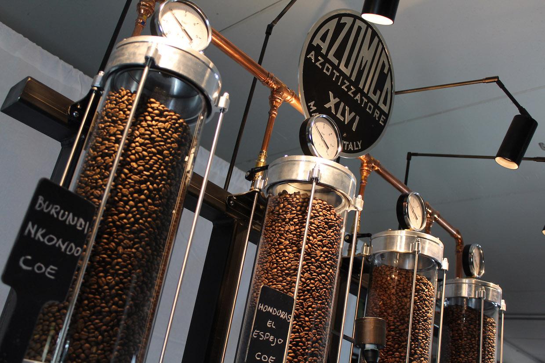 azomico coffee