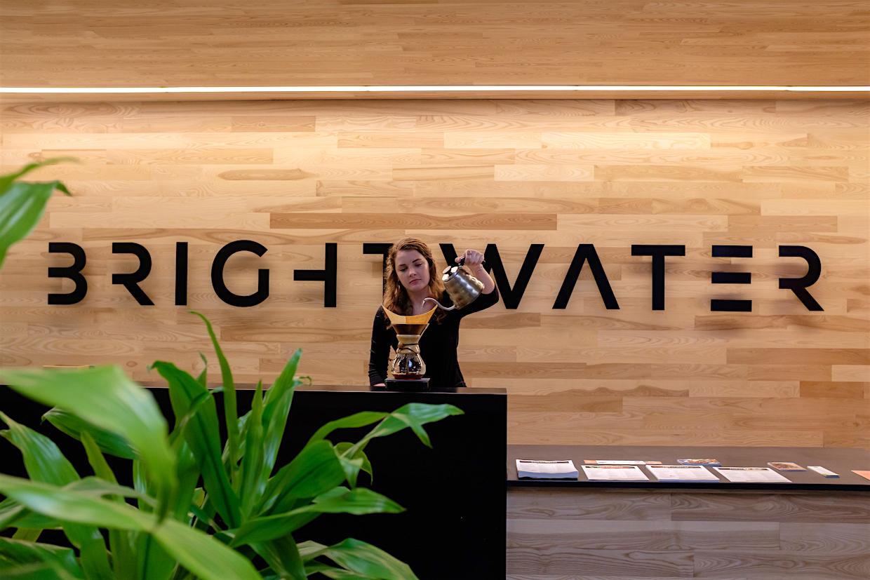 brightwater coffee program