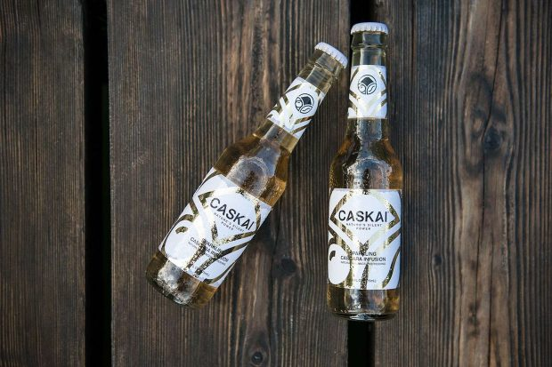 Caskai Makes US Launch with Sparkling Cascara Drink and Tea Line