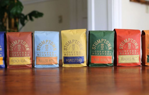 Stumptown Retires Brown Paper Bags in Favor of New Logo, More Color