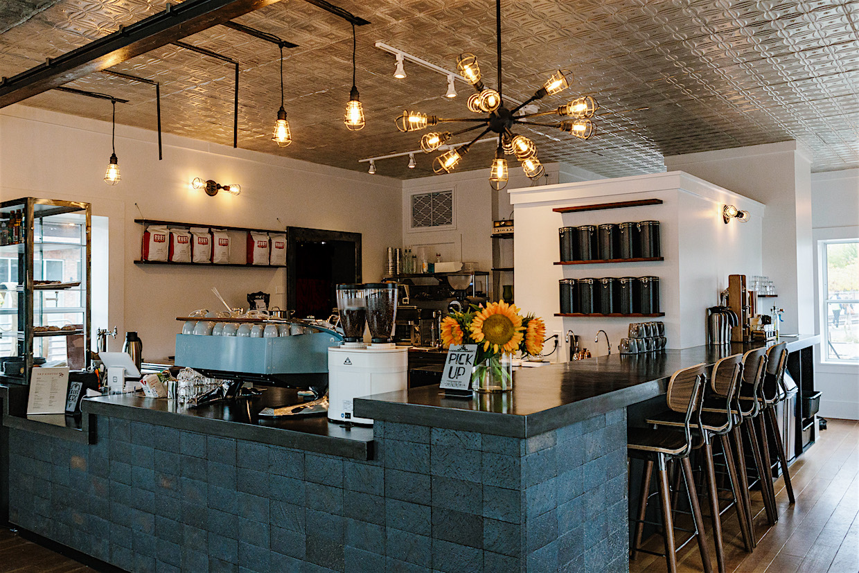 No Limit On Quality For New Santa Fe Multiroaster Sky Coffee - Daily