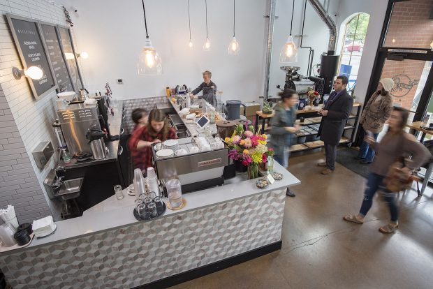 Coffee by Junior's Served 'As You Wish' at Guilder in Portland