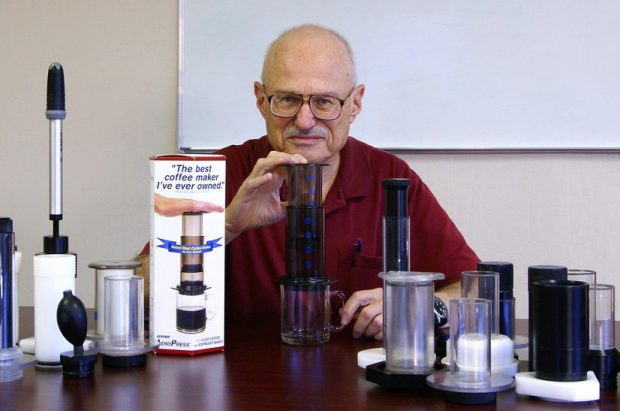Alan Adler Presses On: Inventor Retains Aeropress Company, Adding Products