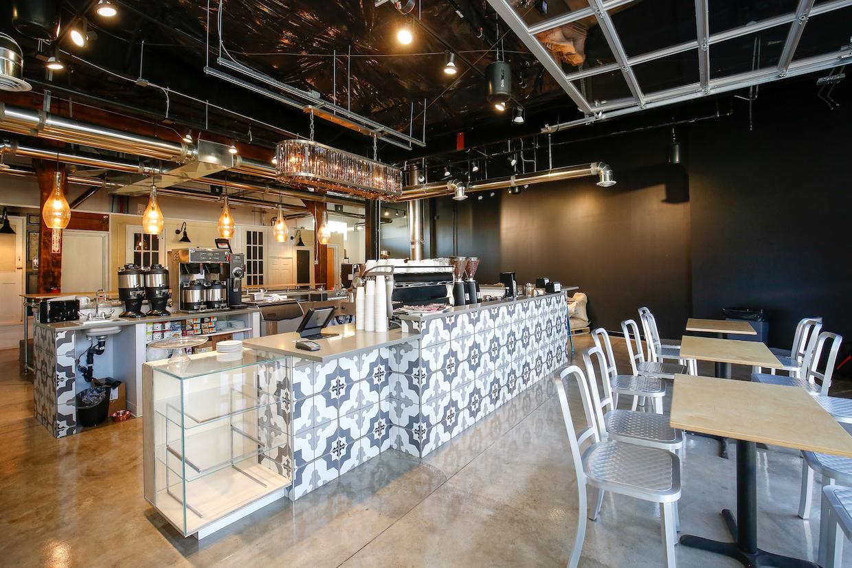 copper door coffee roasters denver colorado